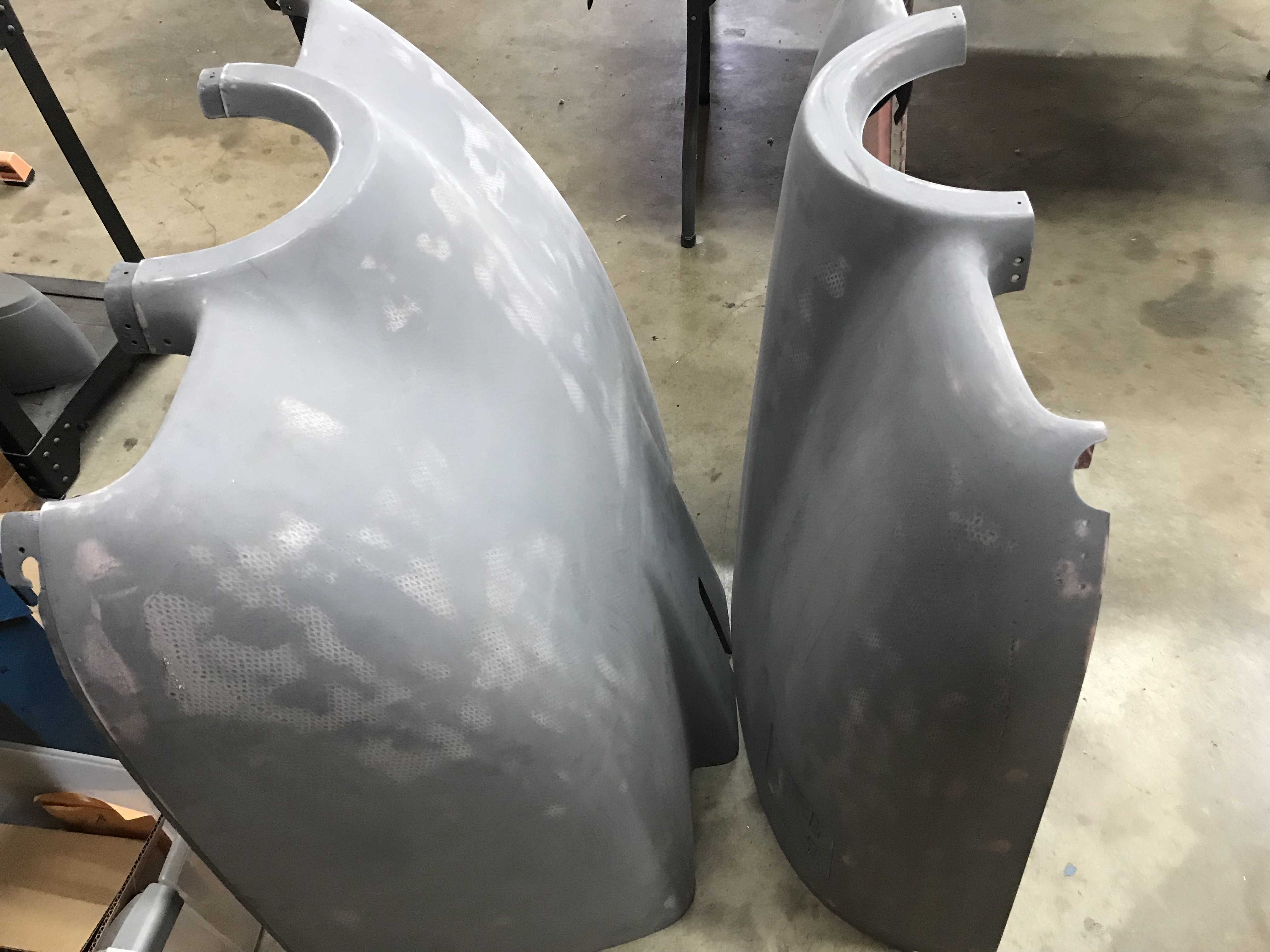 More Sanding and Oil Quick Drain – N798RV Build Log